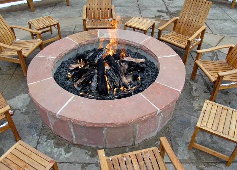 Outdoor Firepit St Louis