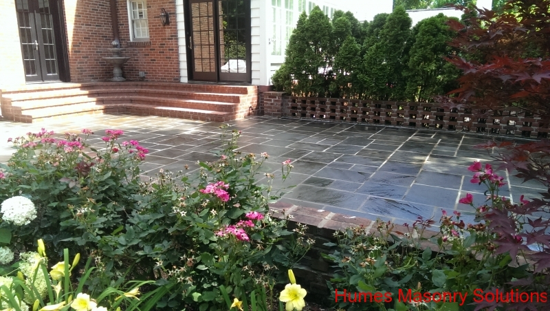 St. Louis Stone Patio