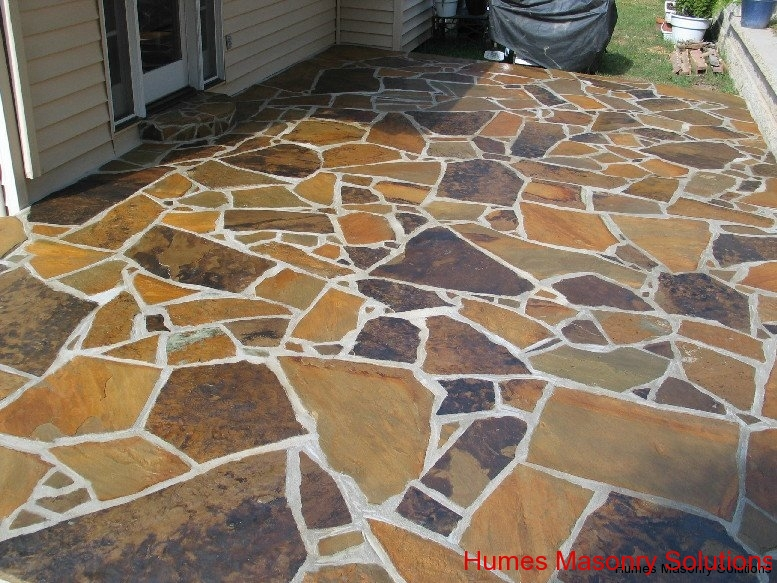 Flagstone Patio in Fenton, MO