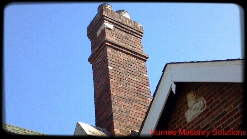 St. Louis Chimney Tuckpointing and  Rebuild St. Louis Hills