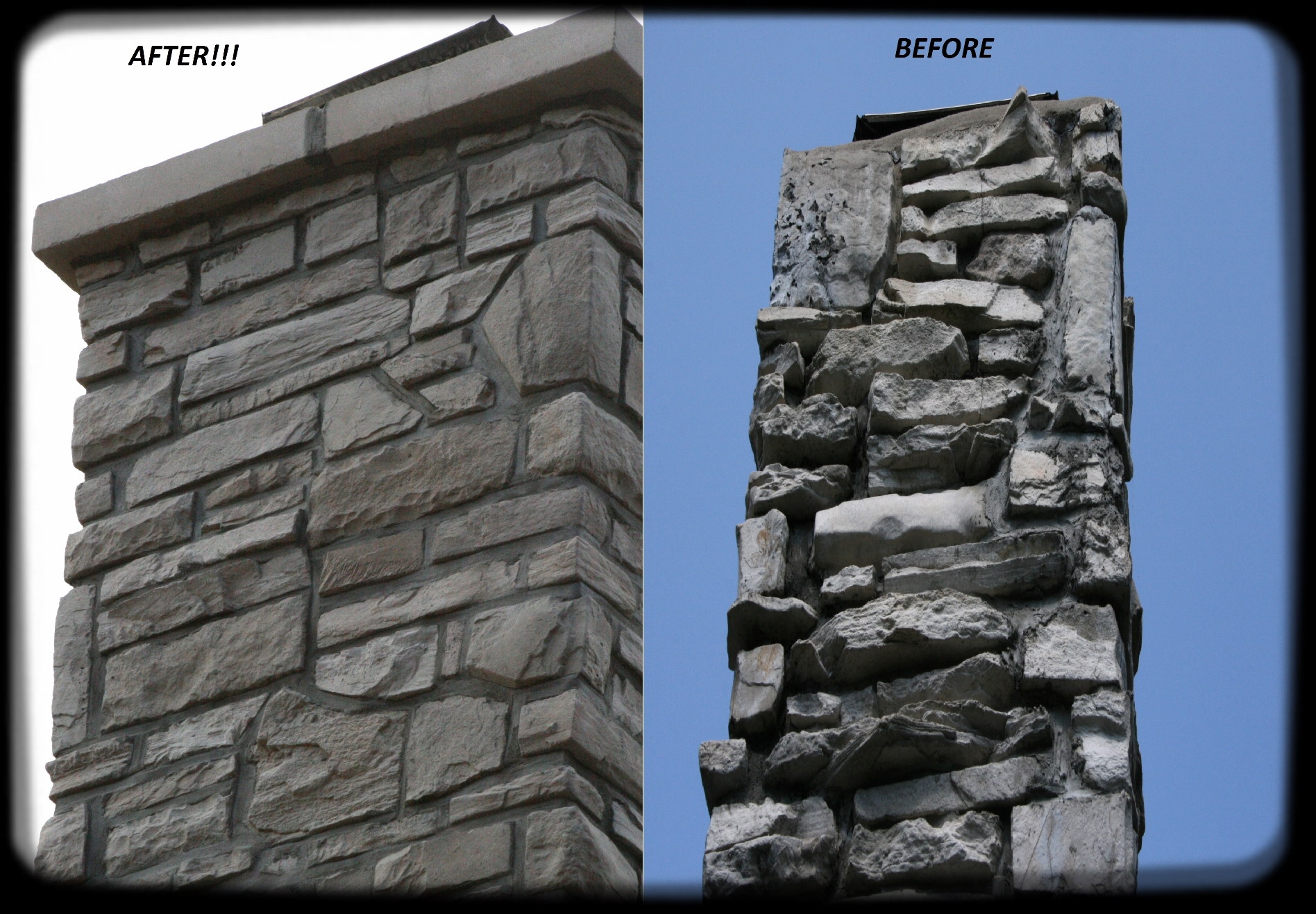 st louis chimney repair chimney rebuild u0026 brick repair insured