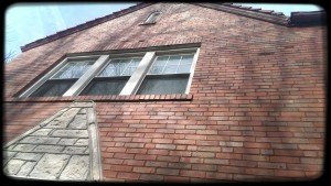 Complete home tuckpointing in Clayton, MO.