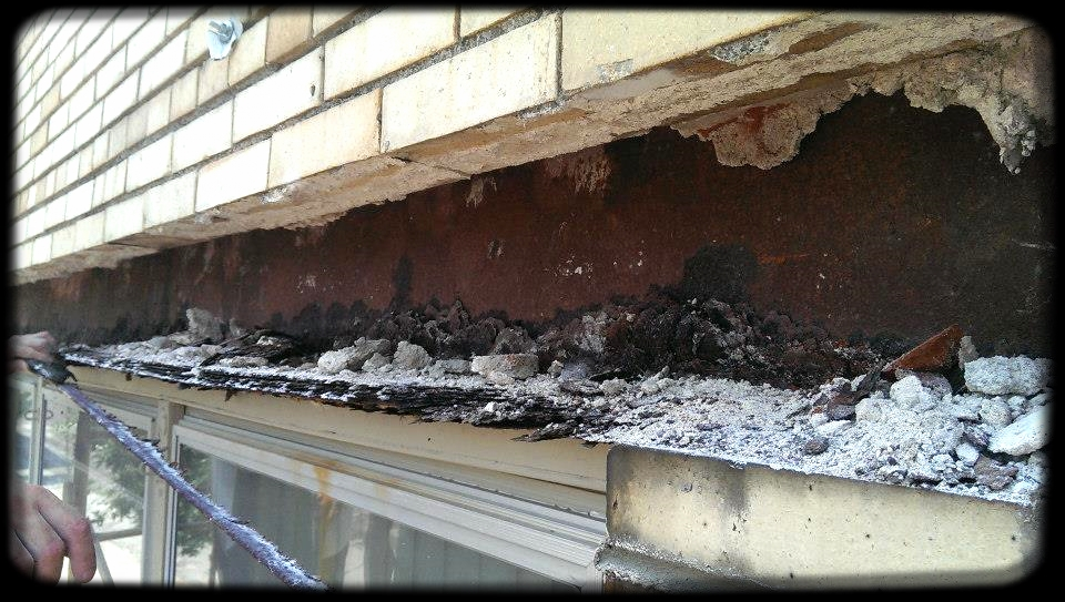 St Louis Steel Lintel Replacement Company A Rated Bbb
